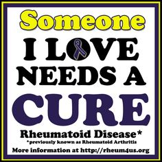 Like & Pin if you have or know someone with Rheumatoid Disease previously known as Rheumatoid Arthritis. More information at http://rheum4us.org/