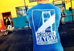 Fun crossfit workouts at www.heydaytraining.com