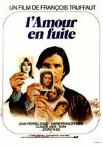 L'amour en fuite (1979) - François Truffaut.         L'amore fugge.  (France).