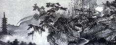 http://idrilsfantasy.files.wordpress.com/2012/11/long-landscape-scroll-sesshu-toyo.jpg : Sesshu