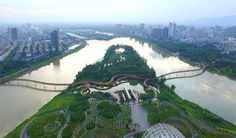 World Landscape of the Year 2015 prize goes to Chinese wetlands park by Turenscape