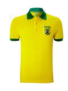 Hugo Boss Brazil polo top - Polos - Clothing - Men