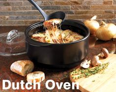 This pot can go on the stove, microwave, oven, and grill! Perfect for everyday and as a camping dish!
