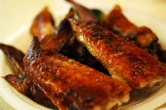 How to make Singapore BBQ Chicken Wings ~ Singapore Food | Recipes