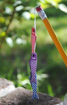 DIY MINI KITES-zakka life: japanese crafts