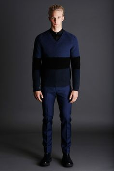 Italo Zucchelli for Calvin Klein Pre-Fall 2014