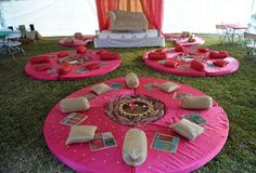 Pink Mehendi Alert ! Think Pink! Happy Pinning !