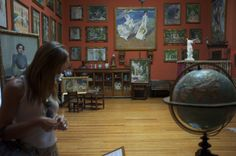 Museo Sorolla (Madrid, agosto 2013)