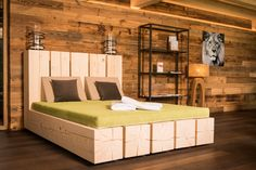 The body regenerates and comes to rest, reenergizing for body and senses. Feel healing wood components & breathe in the essential oils Private Sauna, Conifer Trees, Adults Only, Spa, Wood, Furniture, Home Decor, Bed, Woodwind Instrument