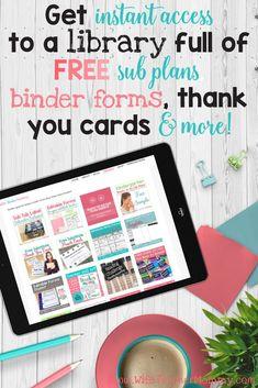 Free sub binder and
