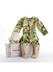 Baby Camo Two-Piece Layette Set so lovin it hope its a girl....:)