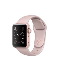Shop Apple Watch Series 1 Rose Gold Aluminum Case Pink Sand Sport Band Rose Gold Aluminum at Best Buy. Find low everyday prices and buy online for delivery or in-store pick-up. Apple Watch 38mm, Apple Watch Serie 1, Buy Apple Watch, Rose Gold Apple Watch, Pink Watch, Apple Watch Bands, Rose Watch, Watch 2, Smartwatch