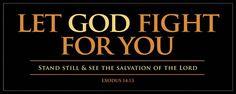 Let God fight for you! War Room Movie carpentree.com