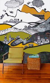 Mural for kids