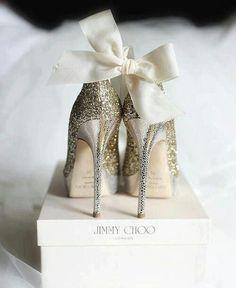 Jimmy Choo sparkle...
