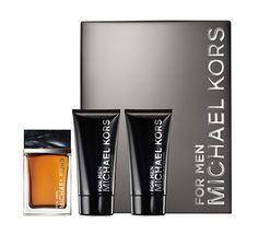 MICHAEL KORS MENS NEW! Essentials Set...  The New Men's Fragrance for the Ultimate Jet Setter Modern, sophisticated, and on the move. Give the modern man all he needs for urban and sophisticated style with this deluxe gift set. #picsandpalettes #MichaelKors #beauty