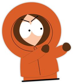 """$3 - South Park Kenny Sticker Decal 4"""" X 5"""" #ebay #Collectibles"""