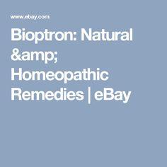 Bioptron: Natural & Homeopathic Remedies | eBay