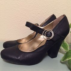 Anthropologie Seychelles Mary Janes