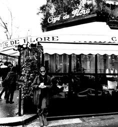 CAFE DE FLORE...PARIS