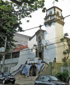 Capela Santa Teresinha. História, religião, arte e arquitetura.
