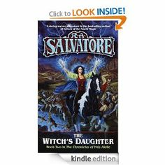 books like ra salvatore