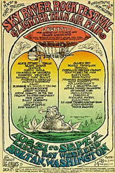 (a year before woodstock) It looks like the cost for the first pre-woodstock festival was eight bucks for three days. I was about 14/15 & went with friends. parents didn't know. me bad. hahaha this was the first woodstock-like fest - smaller but still fun - on someone's strawberry farm - some old dude talks about it. all the festivals blend together in my mind. Link for old dude video: http://seattletimes.com/html/musicnightlife/2015887006_river12.html