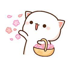 Cute Cartoon Images, Cute Love Cartoons, Cute Cartoon Wallpapers, Cute Images, Cute Love Pictures, Cute Love Gif, Cute Cat Gif, Cute Bear Drawings, Cute Kawaii Drawings