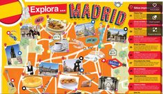TOUCH this image: Explora. Madrid by Mary Glasgow Mags