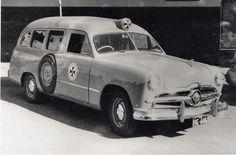 1949 Ford ambulance (Australian)
