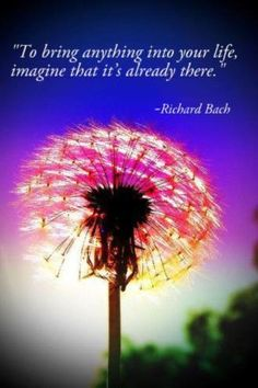 Manifestation starts with the power of thoughts.