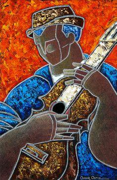 puerto rican artist Oscar ortiz