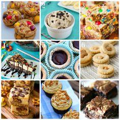 9 Easy peanut butter desserts