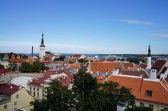 Tallinn, Estonia かわいい古都、タリン。~エストニア~