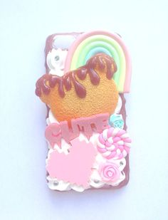 Hey, I found this really awesome Etsy listing at https://www.etsy.com/listing/154083519/fairy-kei-pastel-kawaii-rainbow-biscuit