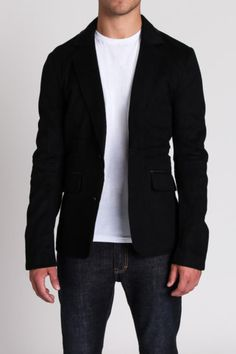 Rogue Wool Blazer