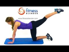 20 Minute 5x5x5 Pulse Workout for Lean Legs & Glute Toning