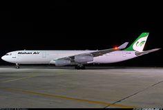 Mahan Air EP-MMB Airbus A340-311 aircraft picture