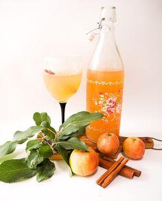 Sokeriton omenamehu ilman mehulinkoa! - Frutti Di Mutsi Baby Food Recipes, I Foods, Food And Drink, Bottle, Cheers, Passion, Table, Recipes For Baby Food, Flask
