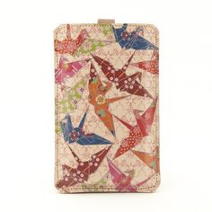 I could spend so much money at this etsy store. Love the Japanese-centric designs. #iPhone #leather #origami