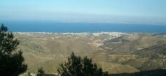 Panoramic view of Chios Town
