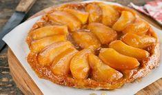 Al een hele tijd wil ik graag een omgekeerde appeltaart bakken, een tarte tatin zoals dat heet.   De naam Tatin komt uit Frankrijk van ee...