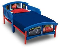 my little guy loves cars and is just about ready for a toddler bed rh pinterest com