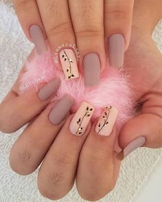 Spring Nails Spring Nails Nail art Nail ideas Nails Nails 2020 Nails 2020 dip Nails 2020 gel Nails acrylic Nails coffin Nails colors Nails designs 120 trending early spring nails art designs and colors 2019 page 41 style i want Spring Nail Art, Spring Nails, Fall Nails, Stylish Nails, Trendy Nails, Cute Acrylic Nails, Cute Nails, Dream Nails, Nagel Gel