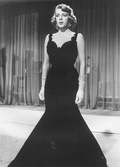edith head dresses - White Christmas for Rosemary Clooney