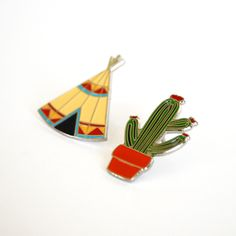 Let me just get one of every pin on this site - Desert Pin Pack