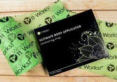 Body Wraps It Works 1 Application   eBay