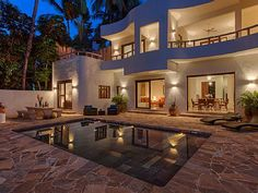 Sayulita Vacation Rental - VRBO 338510 - 3 BR Nayarit House in Mexico, Exclusive Beachfront Home in Sayulita