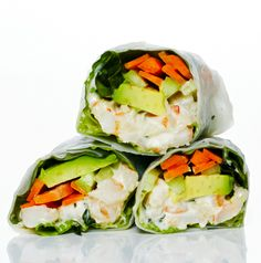 Superb Shrimp Salad Rolls recipe #BiteMeMore