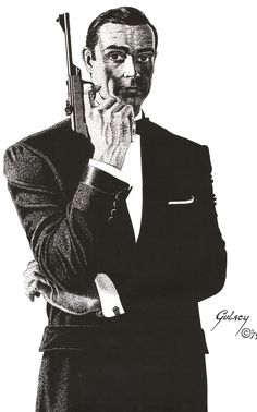 007 by Paul Gulacy